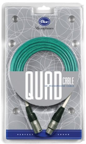 Blue Quad cable